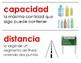 Eureka Math / Engage NY - SPANISH Vocabulary 4th Grade Module 2 - RED Font