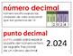 Eureka Math / Engage NY - SPANISH Vocabulary 4th Grade Module 6 - RED Font