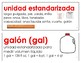 Eureka Math / Engage NY - SPANISH Vocabulary 4th Grade Module 7 - RED Font