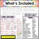 Eureka Math / Engage NY - SPANISH Vocabulary 5th Grade Module 2 - GREEN Font