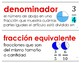Eureka Math / Engage NY - SPANISH Vocabulary 5th Grade Module 3 - RED Font