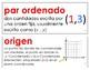 Eureka Math / Engage NY - SPANISH Vocabulary 5th Grade Module 6 - RED Font