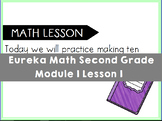 Eureka Math Engage NY Second Grade Mod 1 Lesson 1 Flipchart