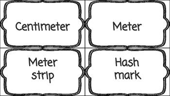 Eureka Math / Engage NY Second Grade Modules 1-8 Terminology