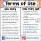 Eureka Math/Engage NY - Spanish Vocabulary Kindergarten Modules 1-6: Common Core