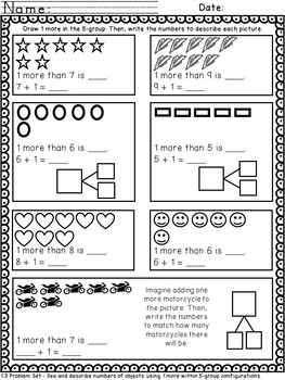 Eureka Math Engage NY Supplemental Material 1st Grade Lesson 1.3