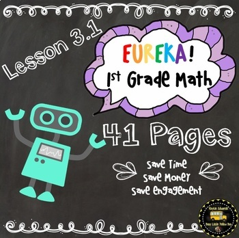 Eureka Math Engage NY Supplemental Material 1st Grade Lesson 3.1