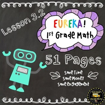Eureka Math Engage NY Supplemental Material 1st Grade Lesson 3.2
