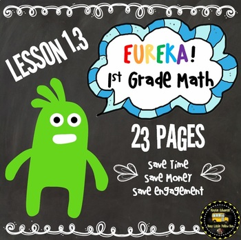 Eureka Math Engage NY Supplemental Material 1st Grade Mod. 1 Topic A (L. 1-3)