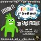 Eureka Math Engage NY Supplemental Material 1st Grade Mod. 1 Topic A (L. 1-3)