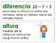 Eureka Math/Engage NY - ENGLISH and SPANISH Vocabulary 2nd Grade Modules 1-8