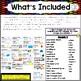 Eureka Math / Engage NY - Vocabulary 5th Grade Module 5 Common Core Aligned