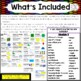 Eureka Math / Engage NY - Vocabulary 6th Grade Module 5 Common Core Aligned