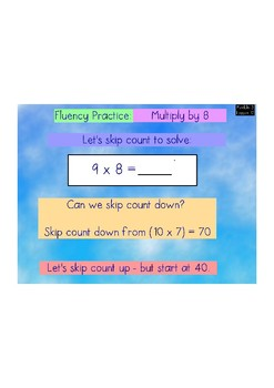 Eureka Math - Engage New York - 3rd Grade Module 3: Flipcharts for Lessons 12-16