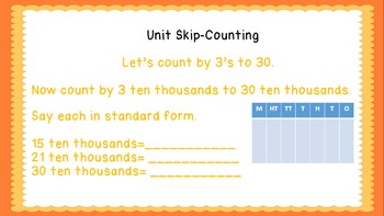 Eureka Math/Engage New York 4th Grade Module 1 Lesson 6