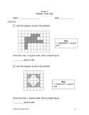 Eureka Math/Engage New York Grade 3:  Module 4 Posttest