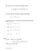 Eureka Math/Engage New York Grade 3:  Module 5 Pretest