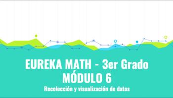 Eureka Math/Engage New York Grade 3 - Module 6 (Modulo 6) - PowerPoint Spanish
