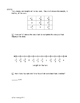 Eureka Math/Engage New York Grade 3:  Module 6 Posttest
