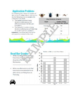 Eureka Math / Engage New York - Grade 3 - Module 6 - PowerPoint - English