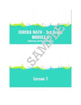 Eureka Math / Engage New York - Grade 3 - Module 6 - Power