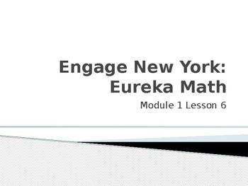 Eureka Math/Engage New York Grade 5 Module 1 Lesson 6