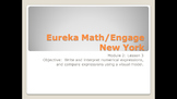 Eureka Math/Engage New York Grade 5 Module 2 Lesson 3