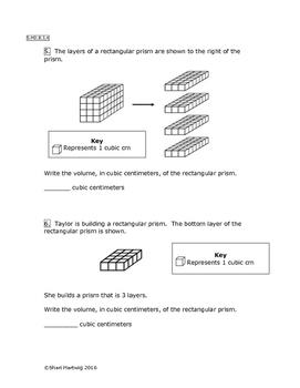 Eureka Math/Engage New York Grade 5:  Module 5 Pretest