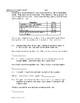 Eureka Math/Engage New York Grade 6:  Module 2 Posttest