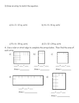 Eureka Math (Engage New York) Module 4 Lesson 6 Practice, Homework, RTI/MTSS