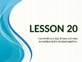 Eureka Math/EngageNY 5th Grade Module 2 Lesson 20/21