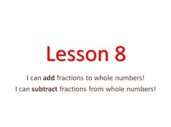 Eureka Math/EngageNY 5th Grade Module 3 Lesson 8