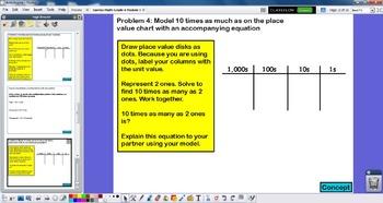 Eureka Math / EngageNY Grade 4 Module 1 Topics A-F