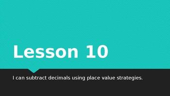 Eureka Math/EngageNY Grade 5 Module 1 Lesson 10