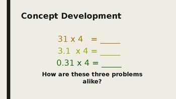 Eureka Math/EngageNY Grade 5 Module 1 Lesson 12