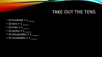 Eureka Math/EngageNY Grade 5 Module 1 Lesson 2