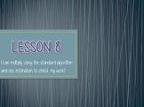 Eureka Math/EngageNY Grade 5 Module 2 Lesson 8