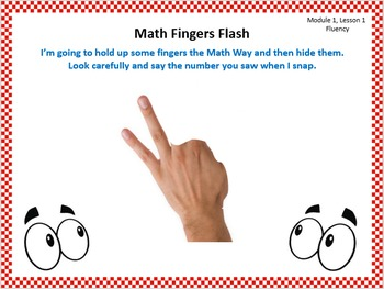 Eureka Math First Grade Lesson Freebies
