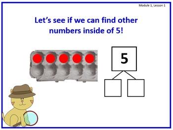Eureka Math First Grade Lesson Freebies