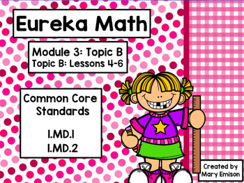 Eureka Math Flipchart (Module 3 Topic B)