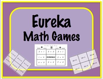 Eureka Math Games