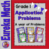 Eureka Math Grade 1 Application Problems BUNDLE