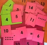 Eureka Math Grade 1 Five Group, Hide Zero, & Expression Ca