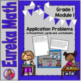 Eureka Math Grade 1 Module 1 - Application Problems