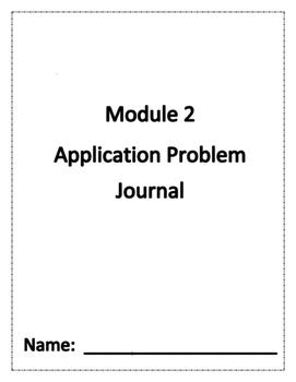 Eureka Math Grade 1 Module 2 Application Problem Journal