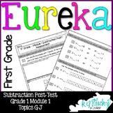 Eureka Math Grade 1 Module 2 Assessments