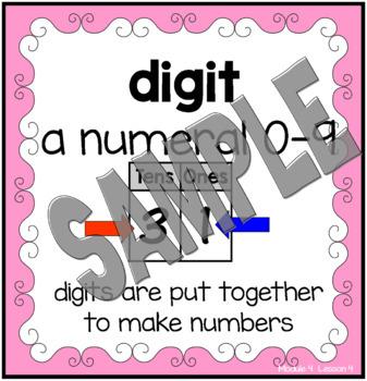 Eureka Math Grade 1 Module 4 BUNDLE Resources for organizing and teaching