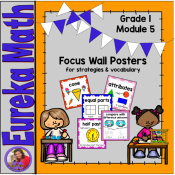 Eureka Math Grade 1 Module 5 - Focus Wall Posters