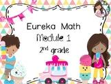 Eureka Math Power point Grade 2 Module 1   -Free Version-