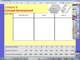 Eureka Math / Engage NY, Grade 2, Module 3, Lessons 1-10 Flipchart